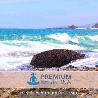 528Hz Schumann's Ocean