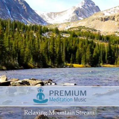 Relaxing Mountain Stream