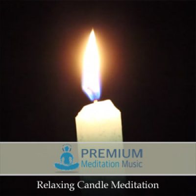 Relaxing Candle Meditation
